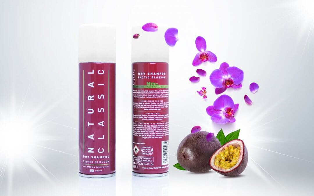Cyclax Sun and Dry Shampoo